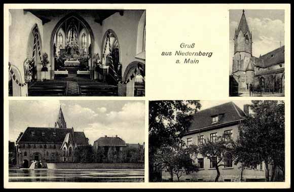 kirche niedernberg
