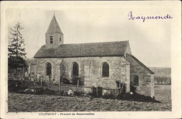 Ansichtskarte postkarte chaumont haute marne prieure de for 51 haute marne