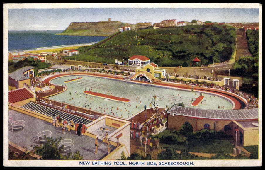 South Bay Pool Stories From Scarborough