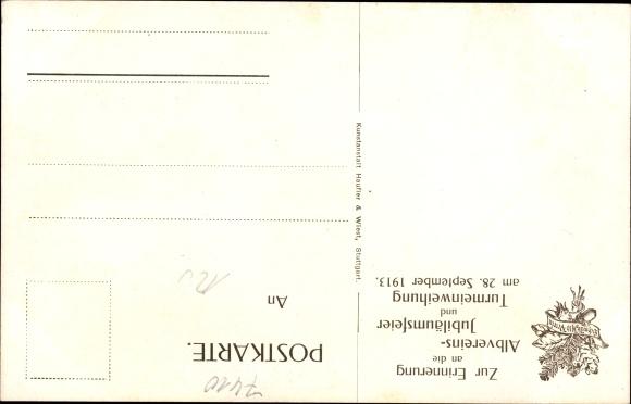 Künstler Reutlingen künstler ansichtskarte postkarte gönningen reutlingen in akpool de