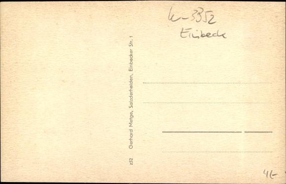 Ansichtskarte / Postkarte Salzderhelden Einbeck in | akpool.de