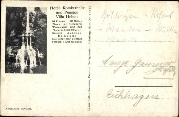 Landkarten Ansichtskarte Postkarte Brocken Nationalpark Akpoolde