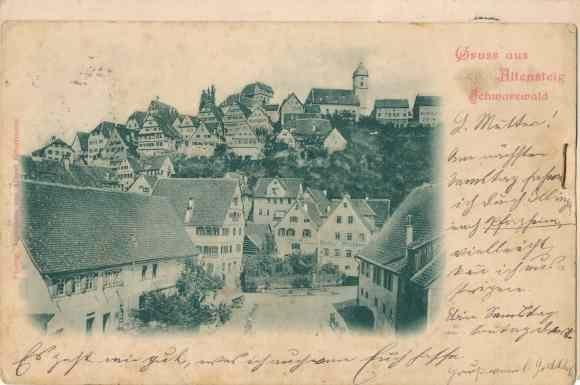Ansichtskarte / Postkarte Gruß aus China, Zwei Chinesen,   akpool.de