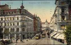 Postcards Tramway Akpoolcouk