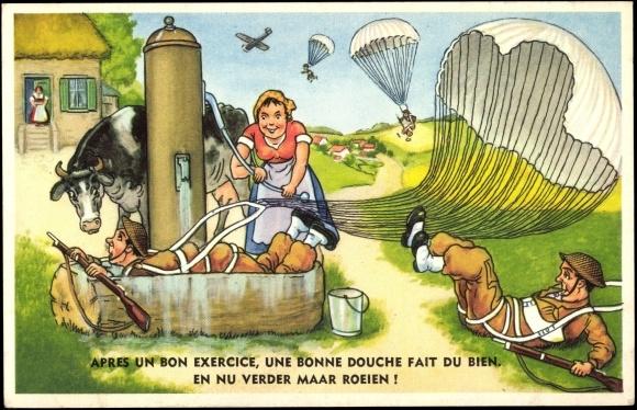 humour sadique militaire - photo #14
