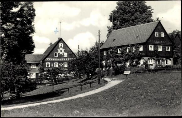 Ansichtskarte postkarte weifa steinigtwolmsdorf for Steinigtwolmsdorf bad