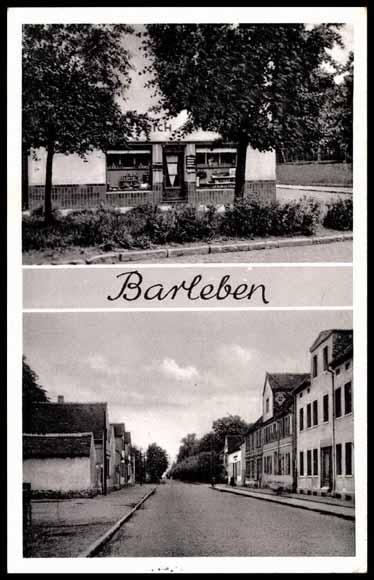Postleitzahl Barleben