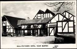 Postcard Bull Ith Thorn near Buxton East Midlands, Hotel