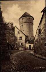 Postcard Reval Estland, Kiek in de Kök, Tallinn, Kiekindekök
