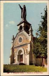 Cp Argenton en Indre, Chapelle de la Bonne Dame, Ansicht der Kapelle