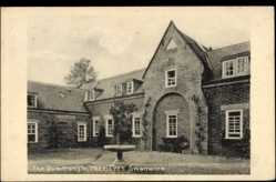 Postcard Swanwick Derbyshire East Midlands, The Quadrangle, the Hayes