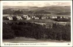 Postcard Neustadt an der Waldnaab im Oberpfälzer Wald, Reichsfinanzschule Wöllershof