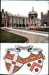 Studentika Ak Cambridge East England, Varsity, Trinity, University
