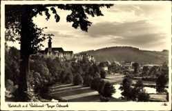 Postcard Neustadt an der Waldnaab, Blick auf die bayrische Ostmark