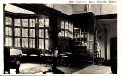 Postcard Moreton Merseyside North West, Old Hall, Dining Room