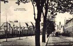 Postcard Leverkusen in Nordrhein Westfalen, Kaiser Wilhelm Straße