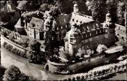 Postcard Friesenhagen im Rheinland, Ansicht von Schloss Crottorf