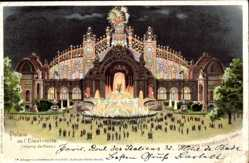 Litho Paris, Exposition Universelle 1900, Palais de l'Electricite
