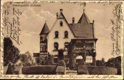 Postcard Gültstein Herrenberg, Blick auf das Erholungsheim, Vorderansicht