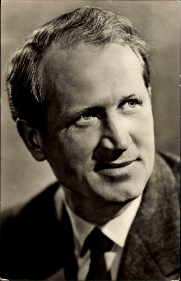 Ansichtskarte / Postkarte Schauspieler <b>Wilhelm Koch</b> Hooge, DEFA, <b>...</b> - 984351