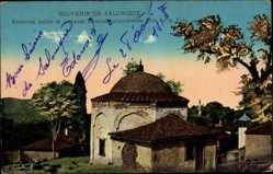 Postcard Thessaloniki Griechenland, Ancienne petite, curieuse Mosque abandonne