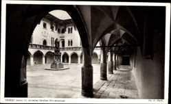 Postcard Kraków Krakau Polen, Institut für deutsche Ostarbeit