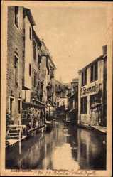 Postcard Zweibrücken in Rheinland Pfalz, Mühlgässchen, F. Stemmler, Fassaden
