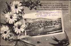 Passepartout Ak Monastir Bitola Mazedonien, Vue général