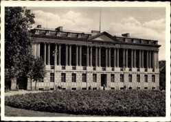 Ak Poznań Posen, Raczynski Bibliothek, Biblioteka