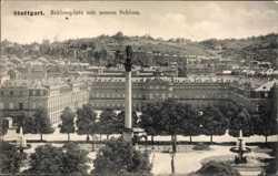 Schlossplatz, Schloss