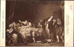 Le Retour de l'Enfant Prodigue, ND 1134