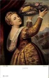 Tiziano, Lavinia