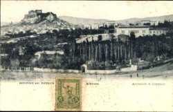 Akropolis und Zappion