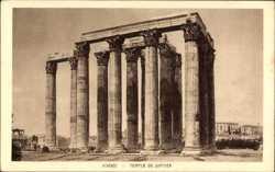 Tempel des Jupiter