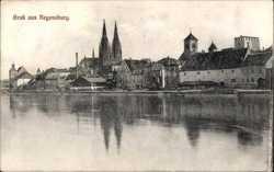Partie an der Donau, Kirchen