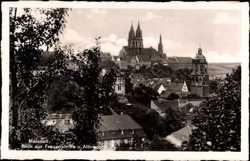 Blick zur Frauenkirche und Albrechtsburg