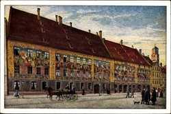 Fuggerhaus Fassade