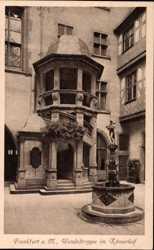 Wendeltreppe Römerhof