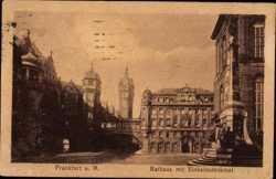 Rathaus, Einheitsdenkmal