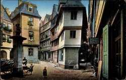 Goldhutgasse, Altstadt