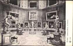 Galleria Uffizi, la Tribuna