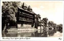Insel Schütt, Goldenes Haus