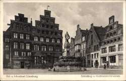 Schütting, Sülfmeisterbrunnen