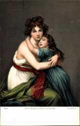 Mme. Vigee le Brun et sa fille, 29876