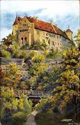 Burg von Westen, Sollmann