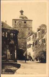 Schloss, Wartturm