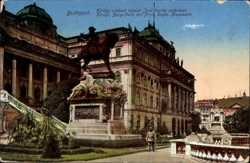 Prinz Eugen Monument