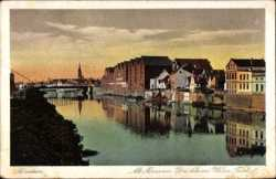 Weser, Teerhof