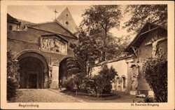St. Emeram Eingang