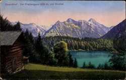 Freibergsee von Westen